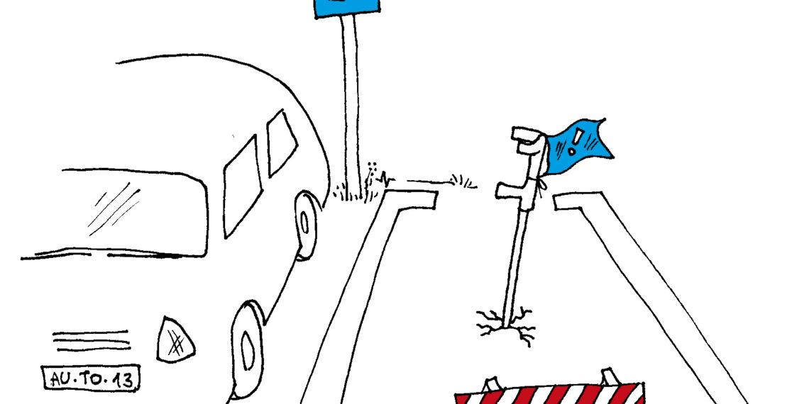 parkování ZTP